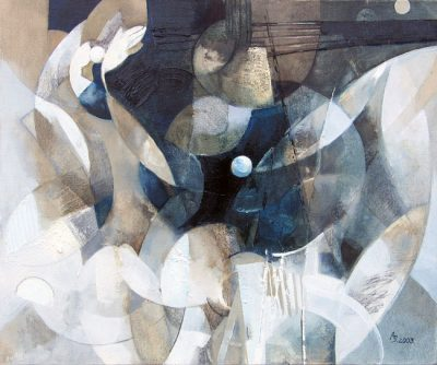 contination_of_motion_2003_oiloncanvas_46x55